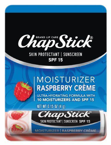 Chapstick Moisturizer Raspberry Creme