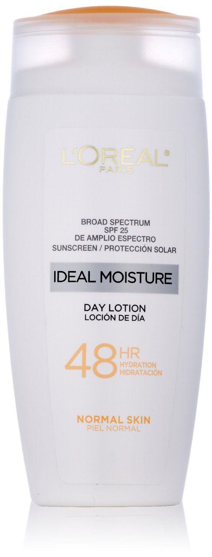 L'Oreal Ideal Moisture 48hr SPF25 Normal Skin