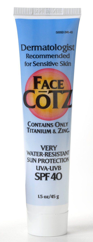COTZ Face SPF40