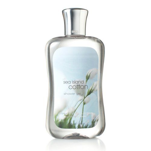 Bath and Body Works Sea Island Cotton shower gel