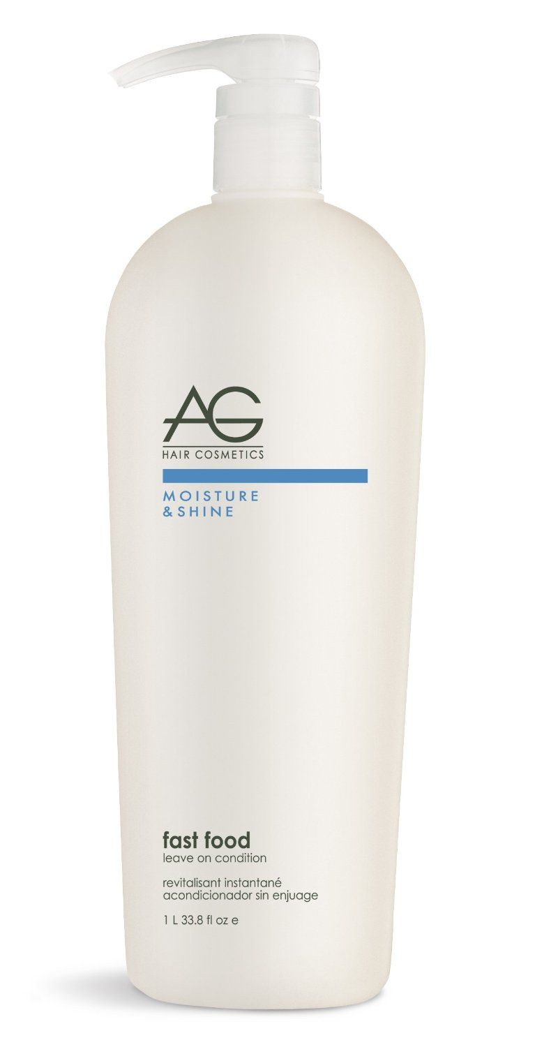 AG Hair Cosmetics Fast Food Leave On Conditioner