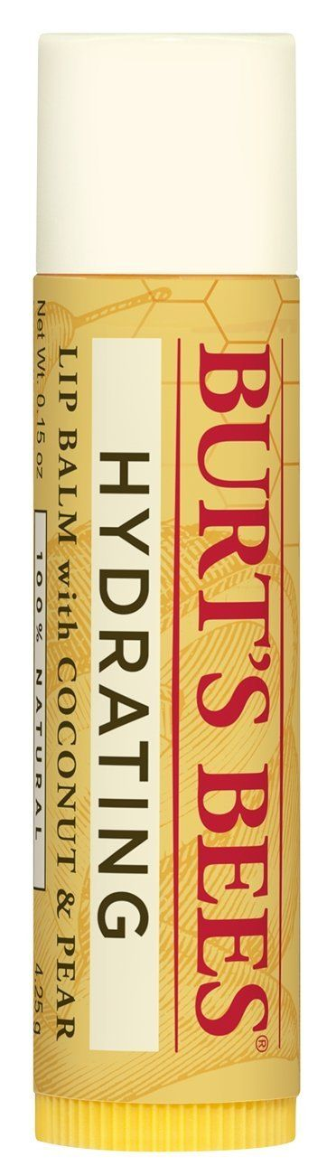 Burt's Bees Hydrating Lip Balm with Coconut and Pear
