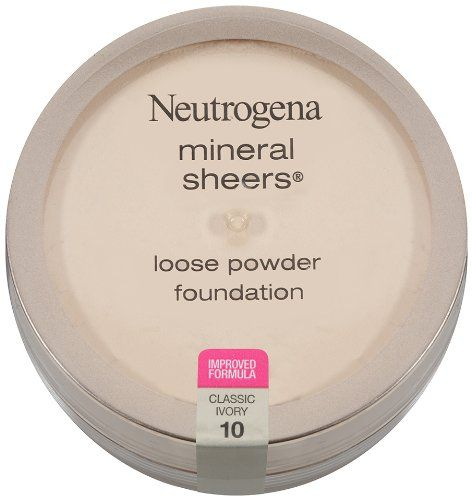Neutrogena Mineral Sheers Loose Powder Foundation - Classic Ivory