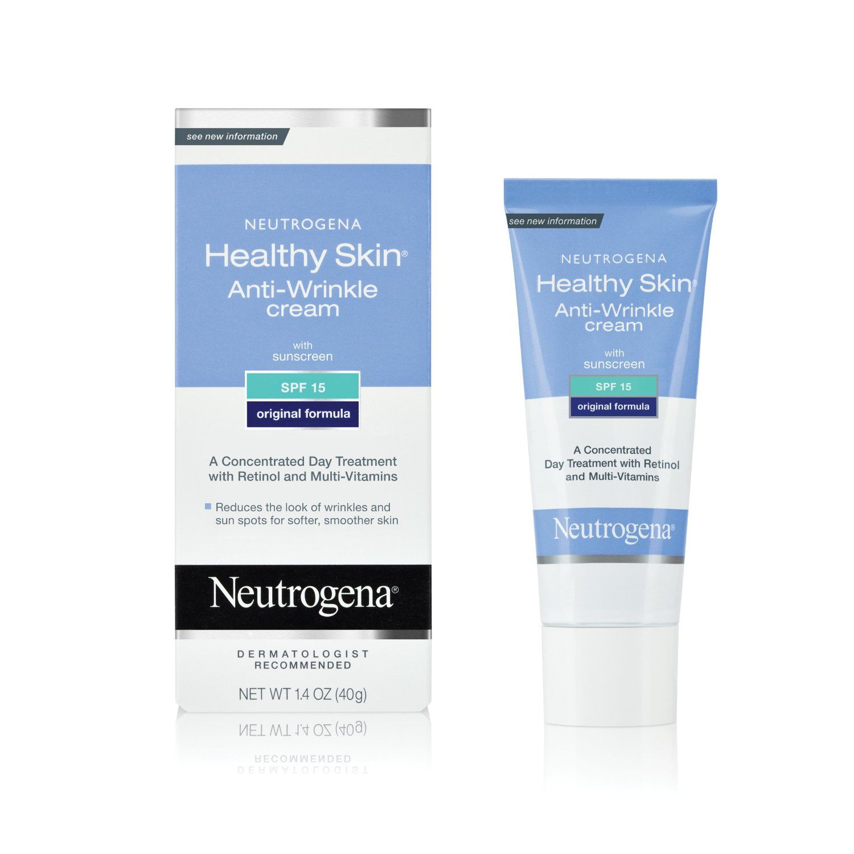Neutrogena Healthy Skin Anti-Wrinkle Cream reviews, photos