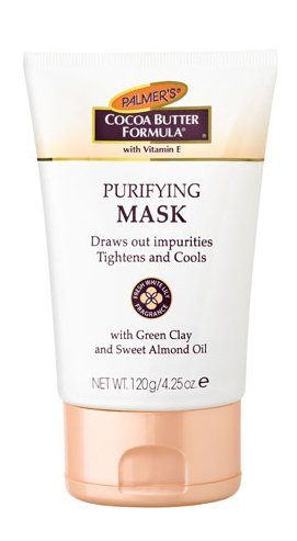 Palmer's Purifying Mask with Green Clay and Sweet Almond Oil