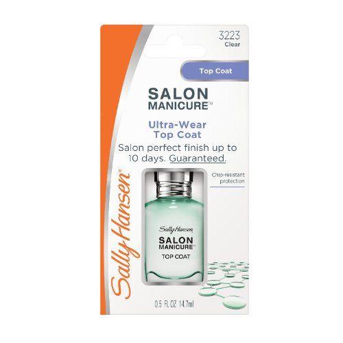 Sally Hansen Complete Salon Manicure Ultra-Wear Top Coat