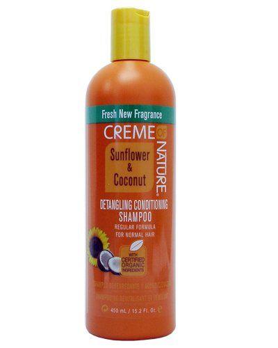 Cream of Nature - Detangling Conditioning Shampoo