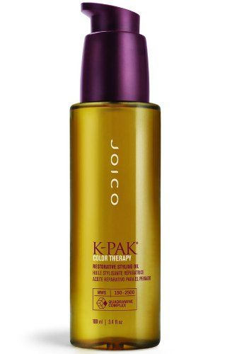 Joico K-Pak Color Restorative Styling Oil