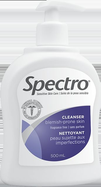 Spectro Cleanser