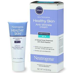 Neutrogena Healthy Skin Anti Wrinkle SPF 15