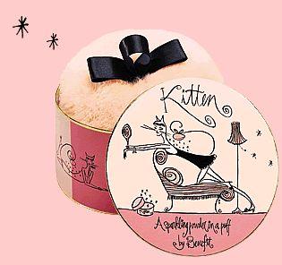 BeneFit Cosmetics Kitten Classic Shimmer Powder
