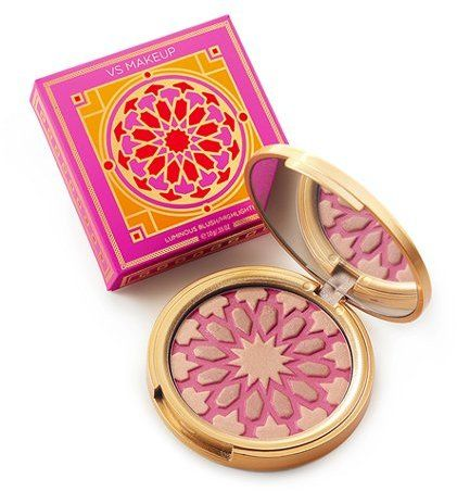 Victoria's Secret Luminous Blush/Highlighter in Desert Star
