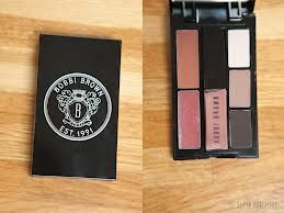 Bobbi Brown uber nude lip and eye palette