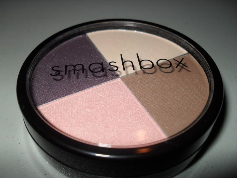 Smashbox Eye Shadow Quad in Photo Shoot
