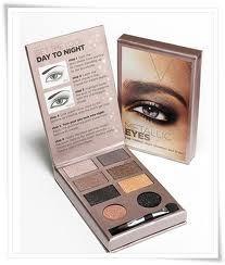 Victoria's Secret Metallic Eyes