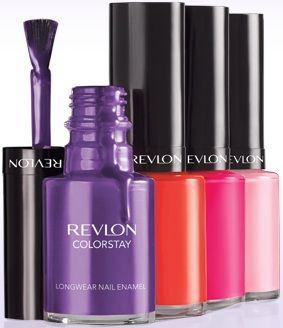 Revlon Colorstay Longwear Nail Enamel [DISCONTINUED]