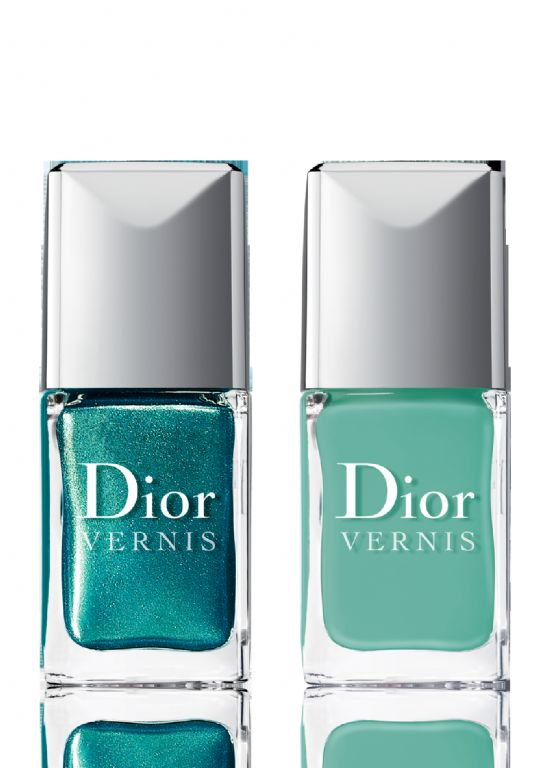 Dior Vernis Duo - 001 Samba