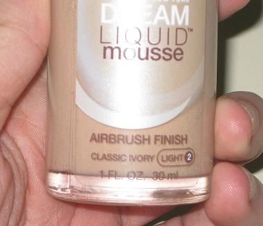 Great new summary of maybelline dream liquid