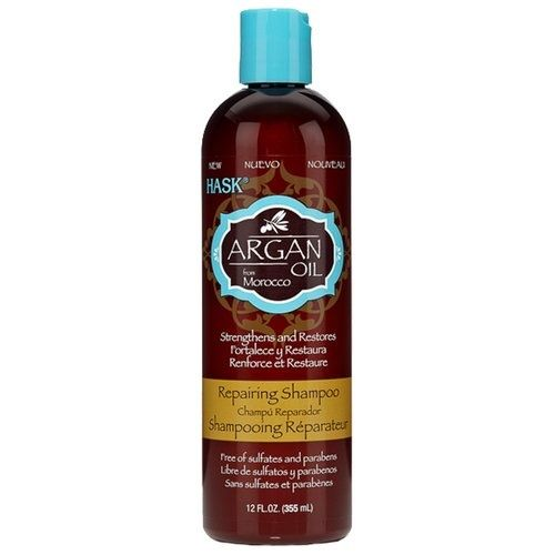 Hask Argan Oil Repairing Shampoo Reviews Photo