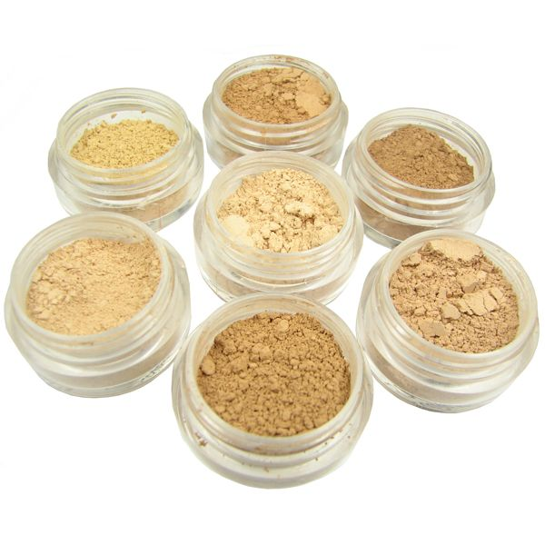 Coastal Scents Silk Cover Mineral Foundation