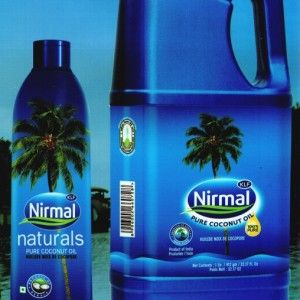 KLF Nirmal coconut oil