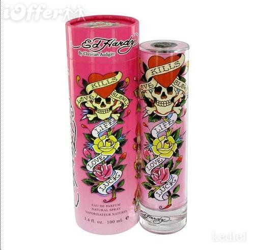 Ed Hardy Perfume - Love Kills Slowly Women's EDT