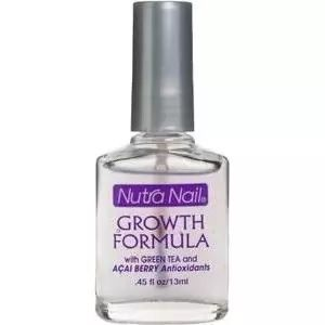Nutra Nail Growth Formula with Green Tea and Acai Berry Antioxidants