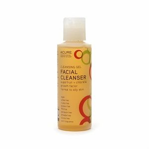 Acure Organics Facial Cleanser Cleansing Gel