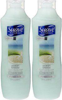 Suave Naturals Ocean Breeze Conditioner Review