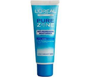 L'Oreal Pure Zone Anti Regreasing Moisturiser