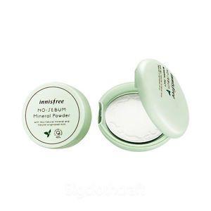 InnisFree No Sebum Mint Mineral powder