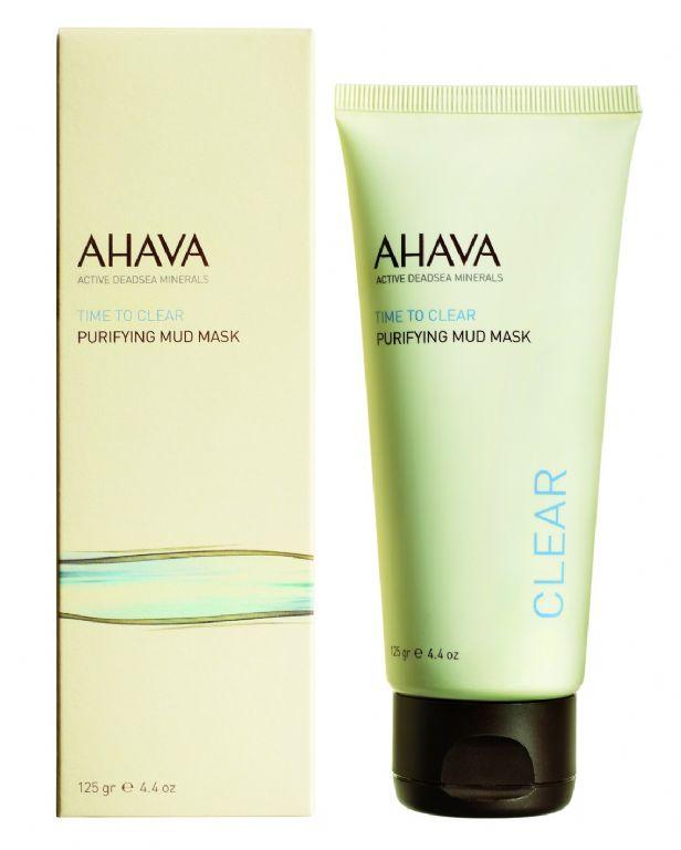 Ahava Purifying Mud Mask- Oily skin