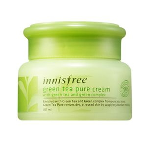 InnisFree New Green Tea Pure Cream