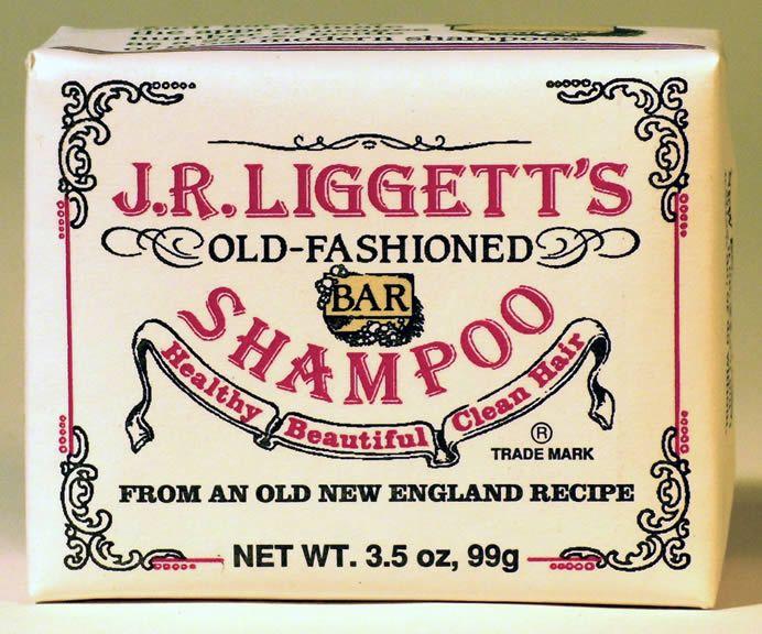 JR Liggett's Old Fashioned Bar Shampoo