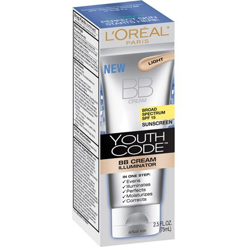 L'Oreal Youth Code BB Cream Illuminator