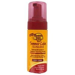 Banana Boat Instant Bronze and Sunless Tanning Foam in Light Medium