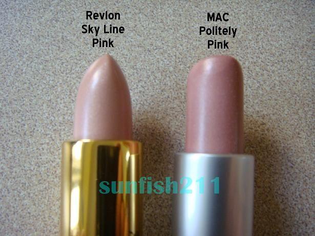 Revlon sky line pink