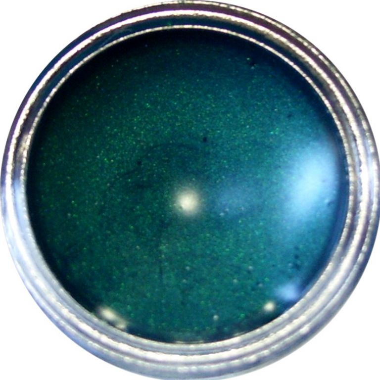Mad minerals Indelible Waterproof Gel Eyeliner in Peacock