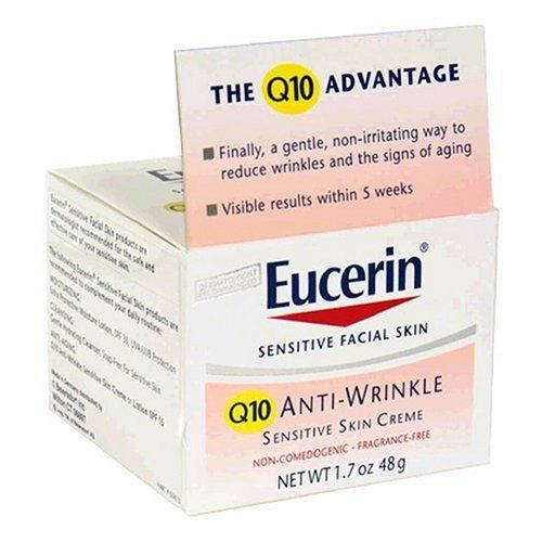 eucerin q10 active anti wrinkle eye cream review