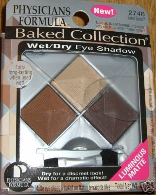 Physicians Formula Baked Collection - Baked Sands