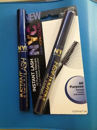 New York Color Instant Lash Mascara
