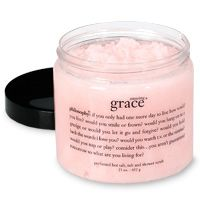 Philosophy Amazing Grace Perfumed Hot Salt Scrub