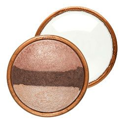 Stila Baked Eyeshadow Trio - Bronze Glow