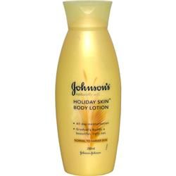 Johnson & Johnson Holiday Skin
