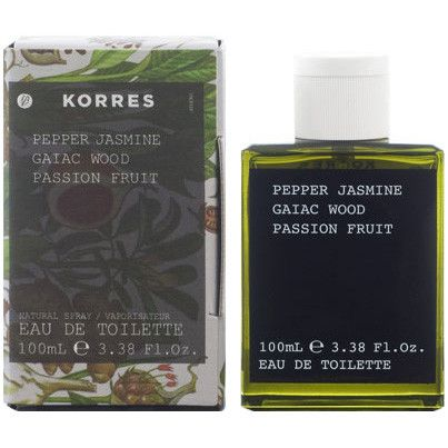 Korres Pepper Jasmine Gaiac Wood Passion Fruit