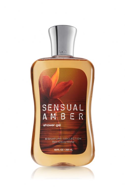 Bath and Body Works Sensual Amber Shower Gel