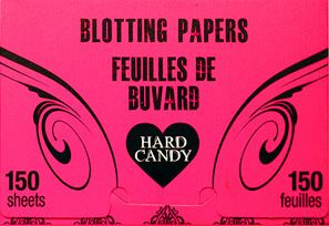 Hard Candy Matte-ly in Love Blotting Papers