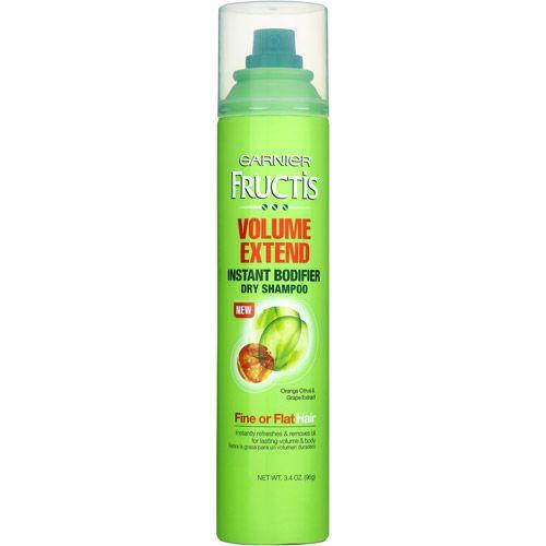 Garnier volume extend dry shampoo