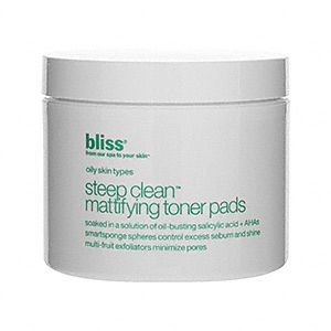 Bliss Labs Steep Clean Toner Pads
