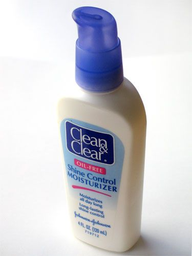 Clean & Clear Oil-Free Shine Control Moisturizer